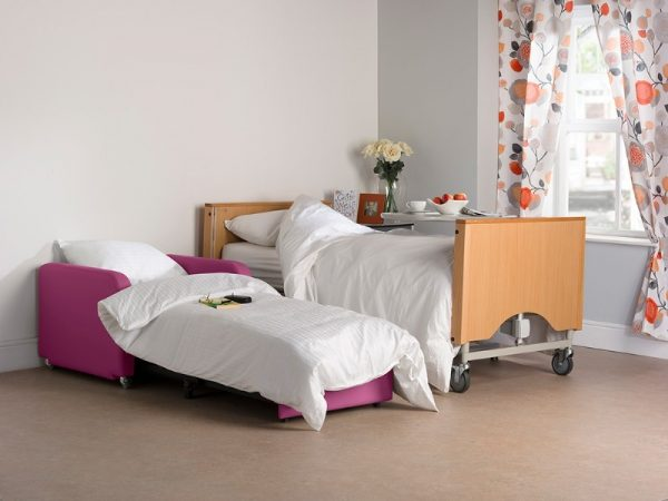 Stargazer Folding Bed Chair